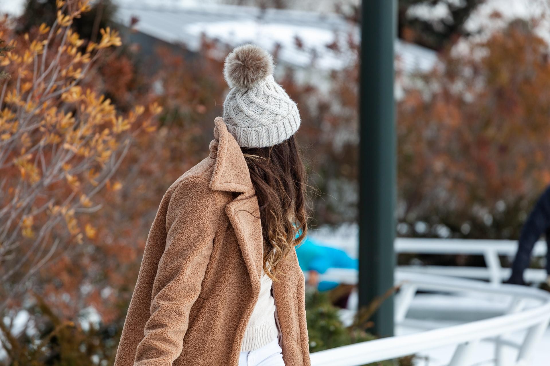 зимни шапки за дами